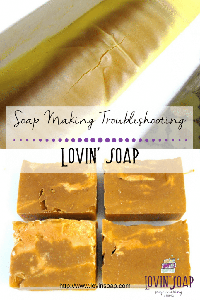 soap making troubleshooting
