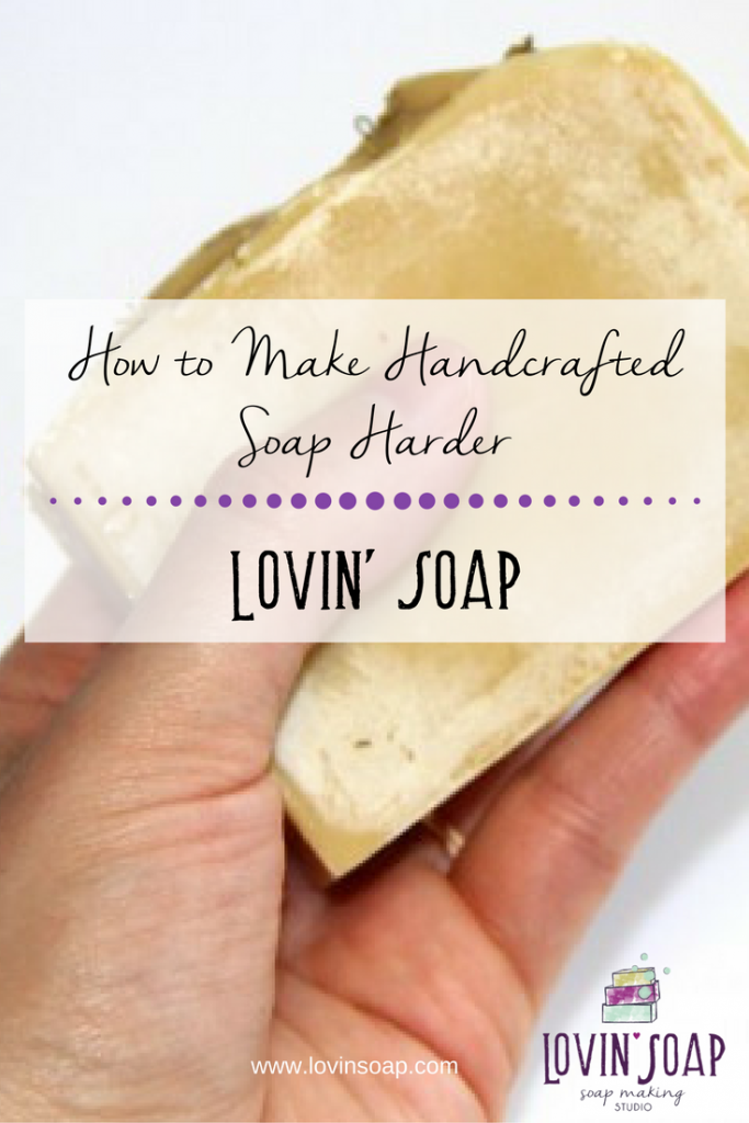 How to Make Handcrafted Soap Harder
