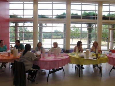 Soap Classes at Community Center in GP