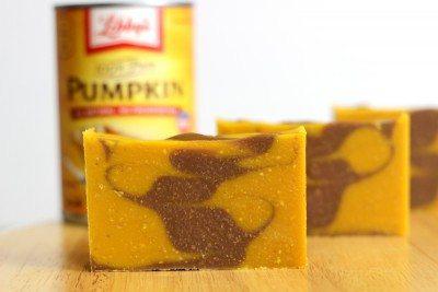 lavender pumpkin soap