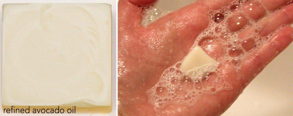 avocado oil in soap