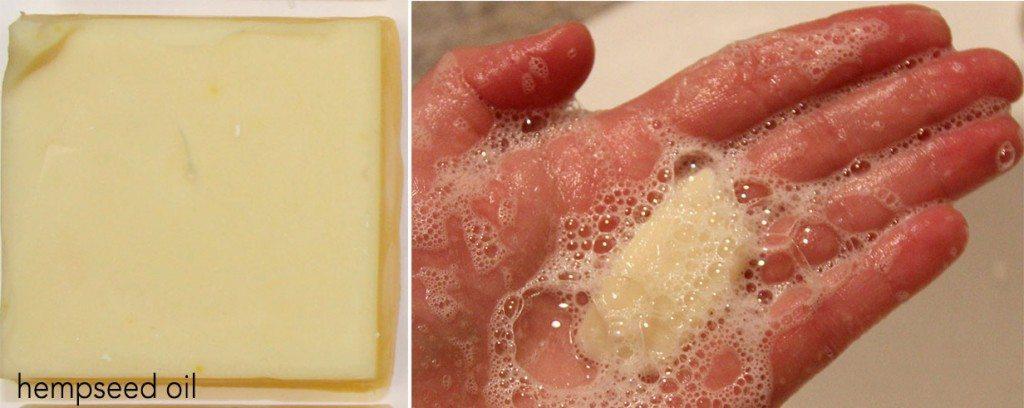 hempseed oil in soap