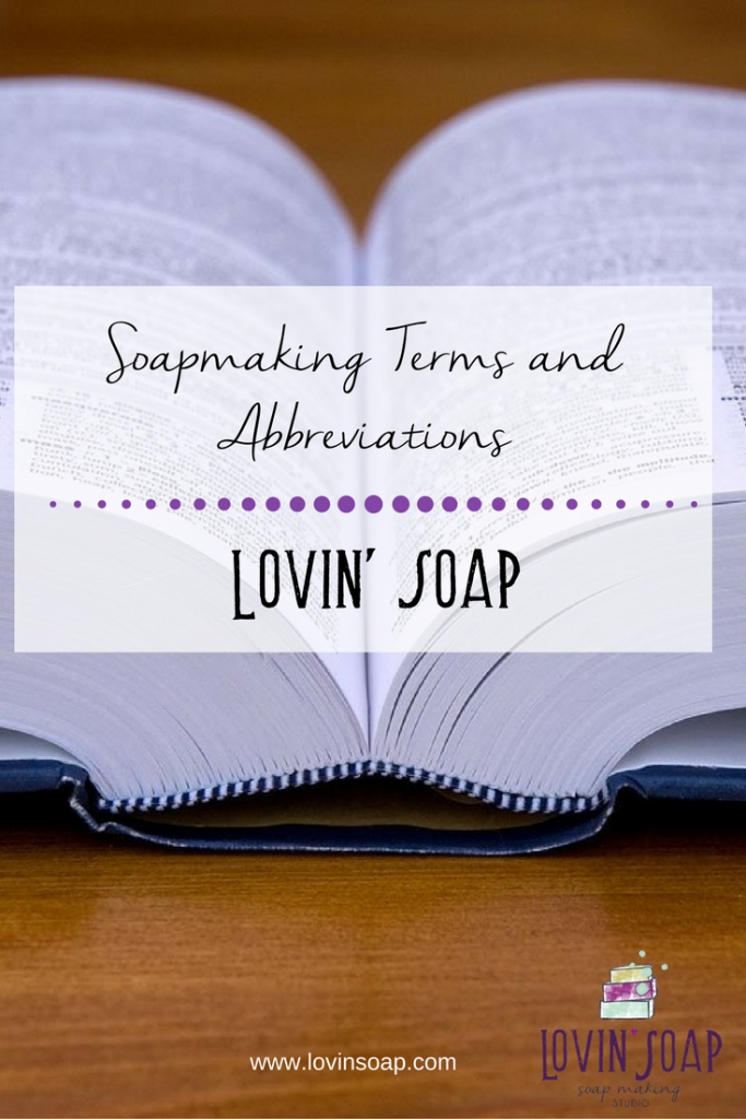 soapmaking-terms-and-abbreviations