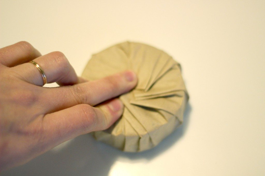 round soap packaging