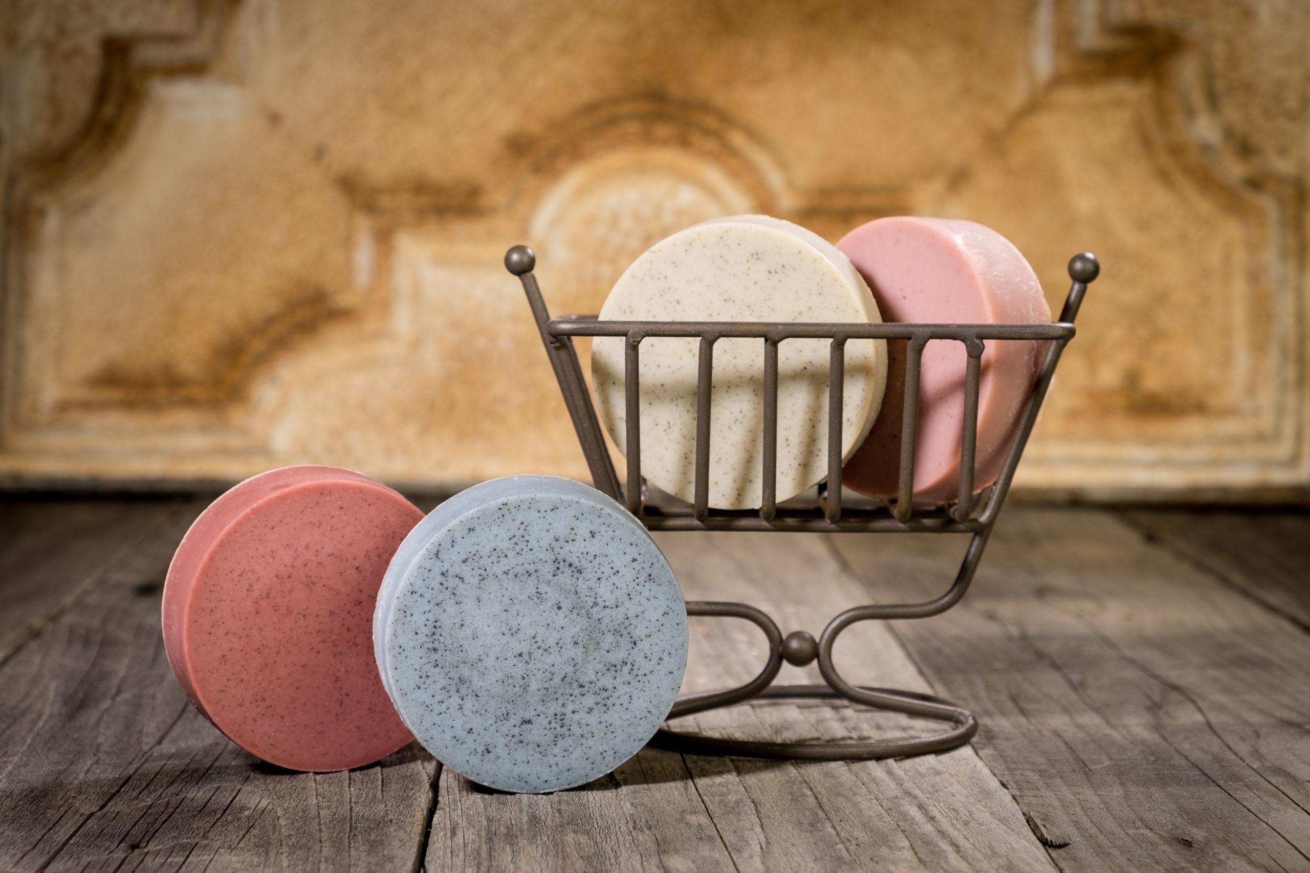 Aussie Clay in Soap