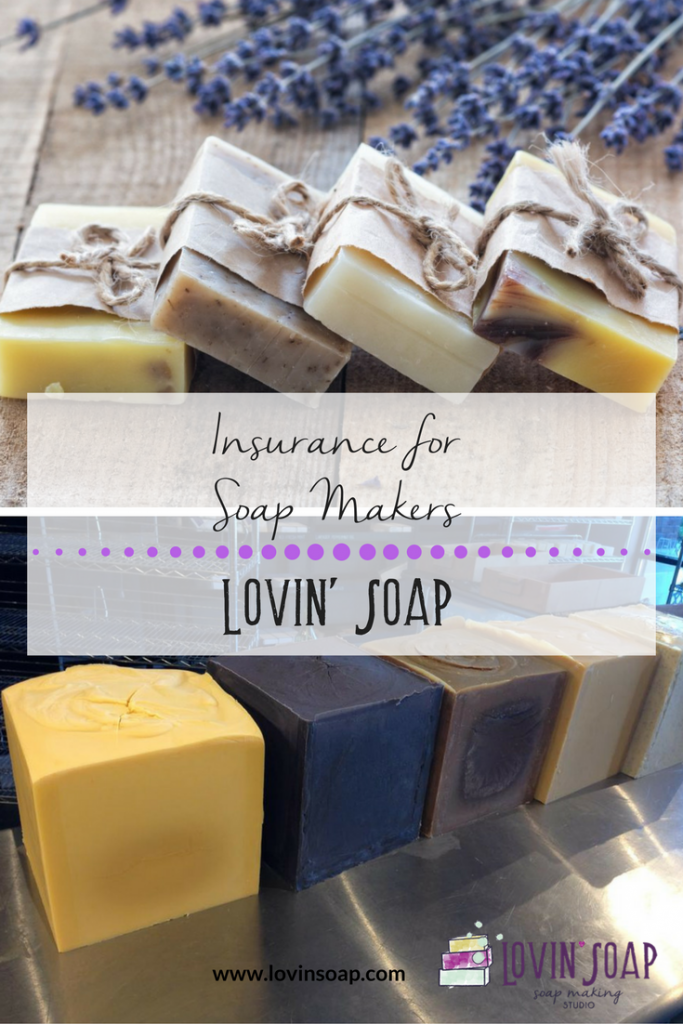 insurance for soap makers