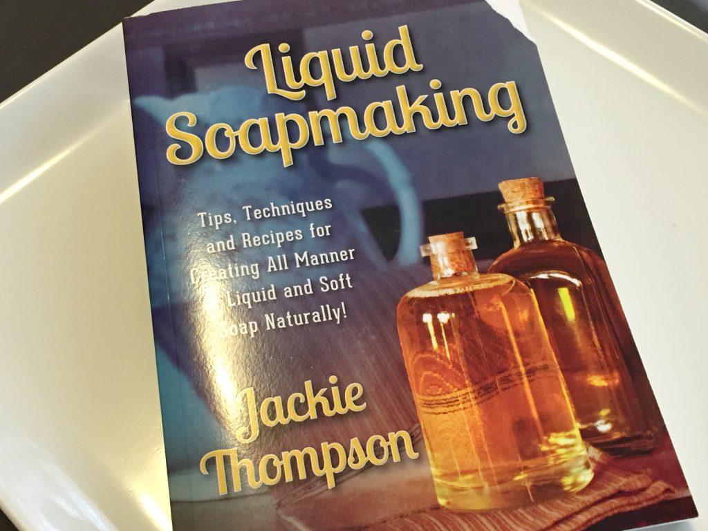 liquidSoapmaking