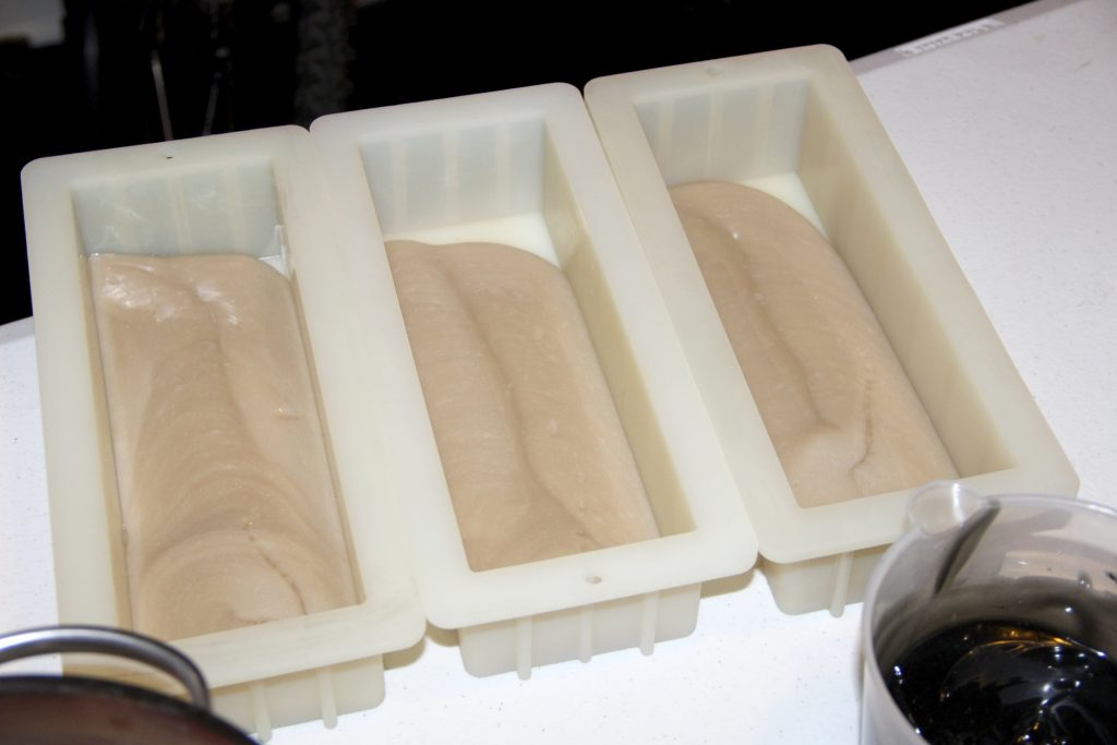 loaf soap mold