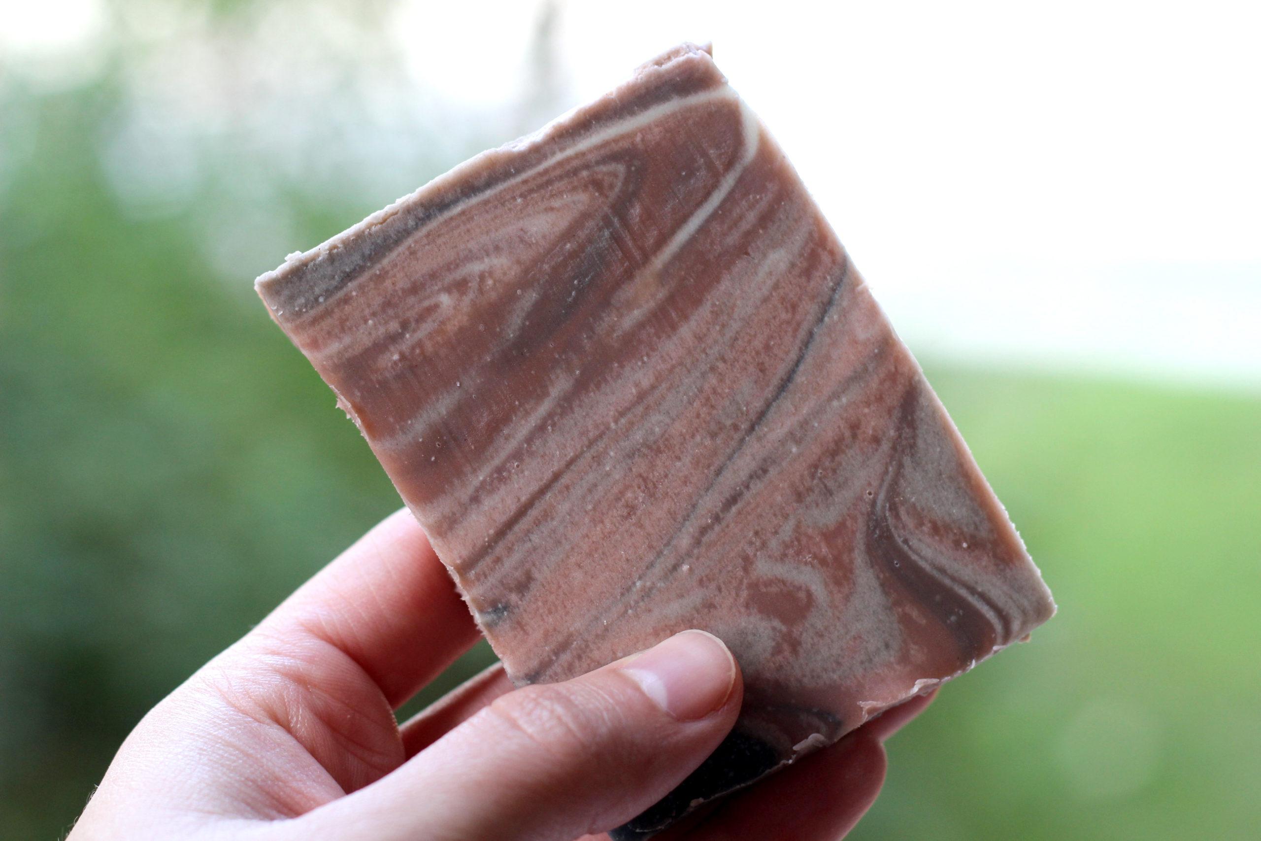 wood grain soaps