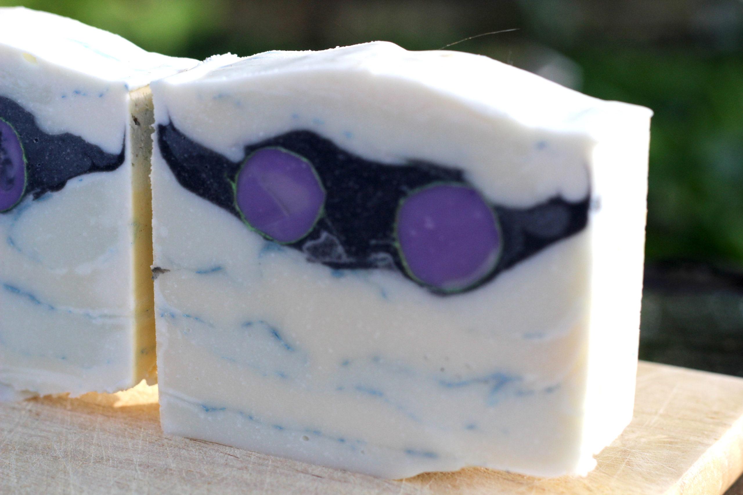 mummy cold process soap