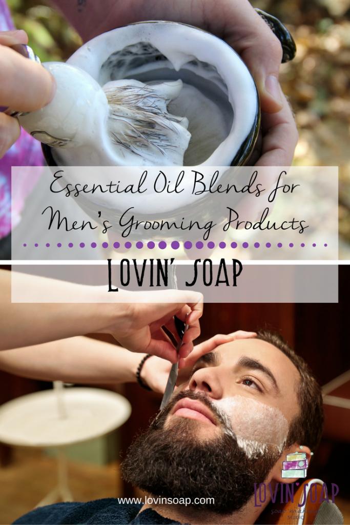 essential oil blends for men