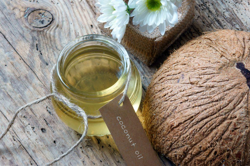 coconut oil in soap