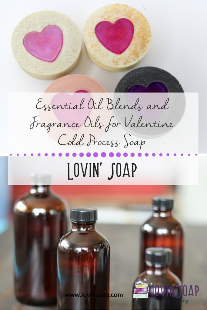 Valentine Essential Oil Blends