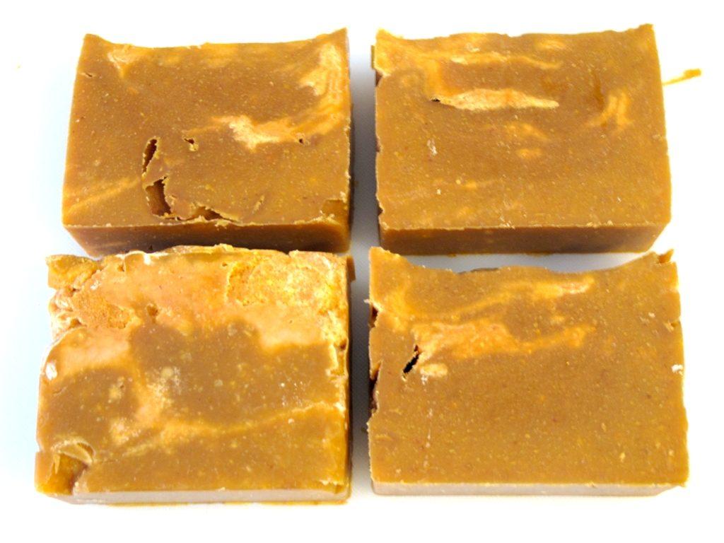 lye heavy soap