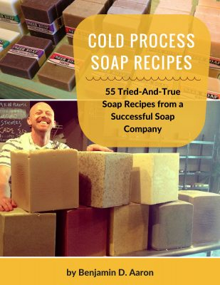 Soap Recipes eBook