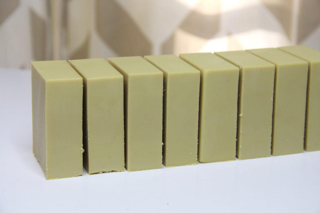 laurel fruit soap