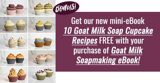 Goat Milk Soap Cupcake Recipes