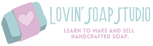 Lovin Soap Studio Logo